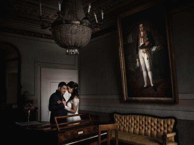 Il matrimonio di Fabio e Rosaria a Cava de' Tirreni, Salerno 14