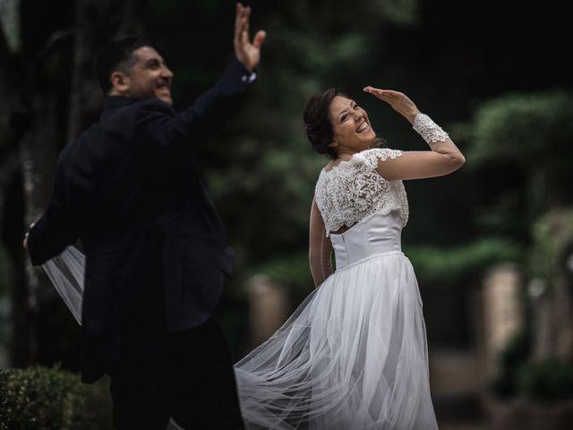 Il matrimonio di Fabio e Rosaria a Cava de' Tirreni, Salerno 17