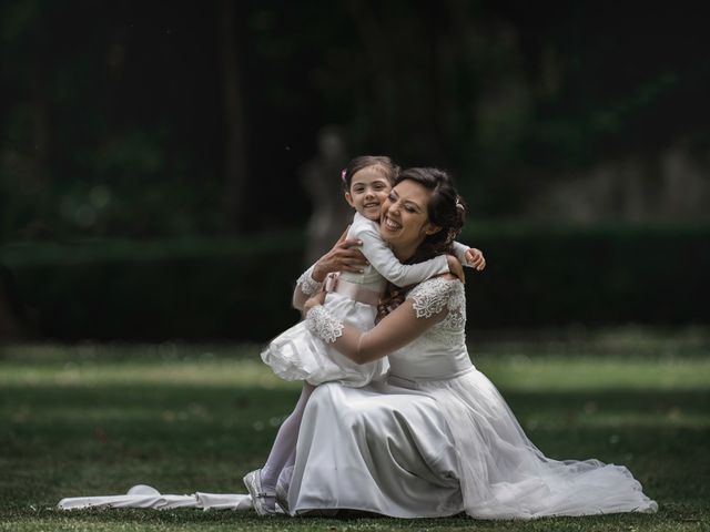 Il matrimonio di Fabio e Rosaria a Cava de' Tirreni, Salerno 18
