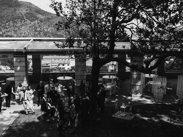Il matrimonio di Fabio e Rosaria a Cava de' Tirreni, Salerno 24