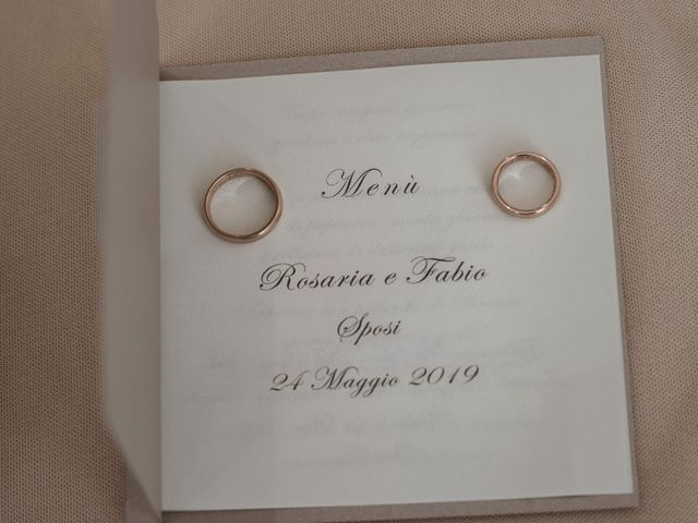 Il matrimonio di Fabio e Rosaria a Cava de' Tirreni, Salerno 26