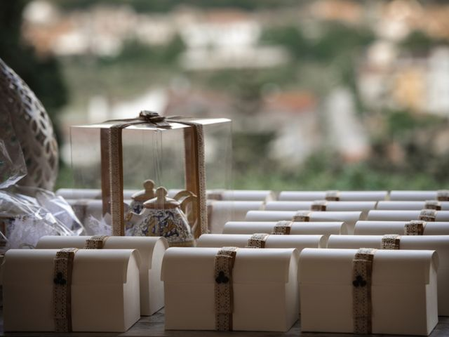 Il matrimonio di Fabio e Rosaria a Cava de' Tirreni, Salerno 30