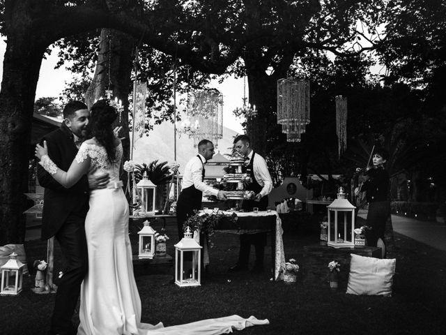 Il matrimonio di Fabio e Rosaria a Cava de' Tirreni, Salerno 32