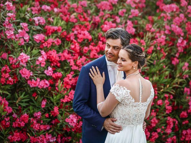 Le nozze di Mariaelena e Francesco