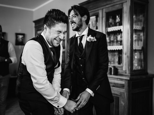 Il matrimonio di Alessia e Nicola a Cingoli, Macerata 13