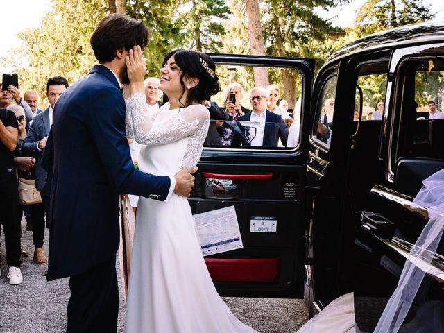 Il matrimonio di Alessia e Nicola a Cingoli, Macerata 44