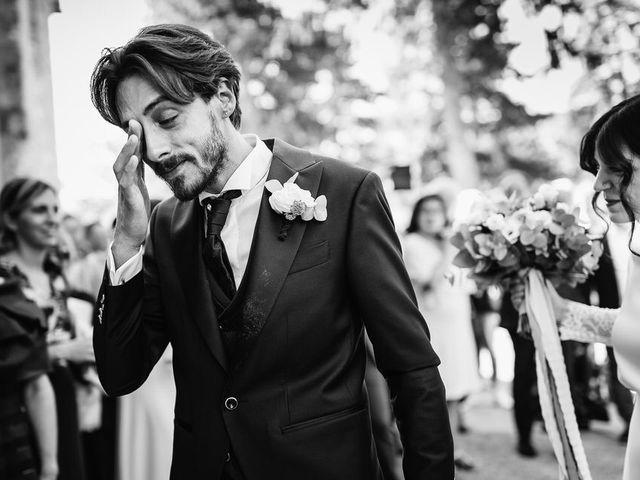 Il matrimonio di Alessia e Nicola a Cingoli, Macerata 45