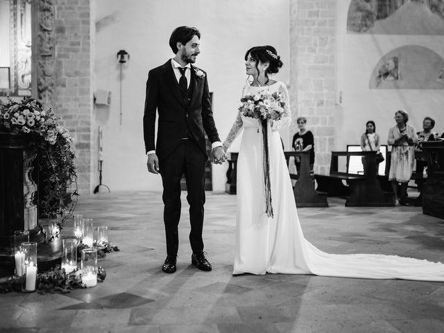 Il matrimonio di Alessia e Nicola a Cingoli, Macerata 48
