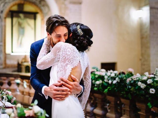Il matrimonio di Alessia e Nicola a Cingoli, Macerata 49