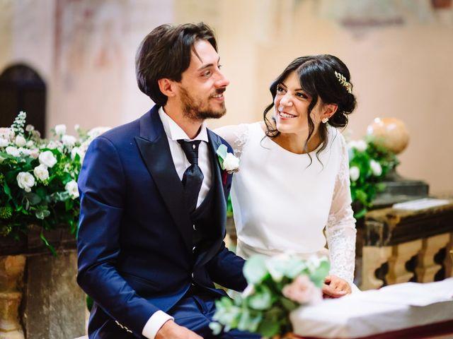 Il matrimonio di Alessia e Nicola a Cingoli, Macerata 50