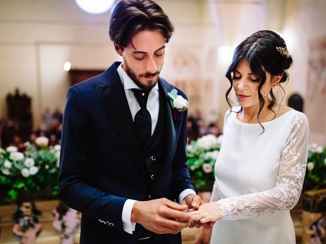 Il matrimonio di Alessia e Nicola a Cingoli, Macerata 51