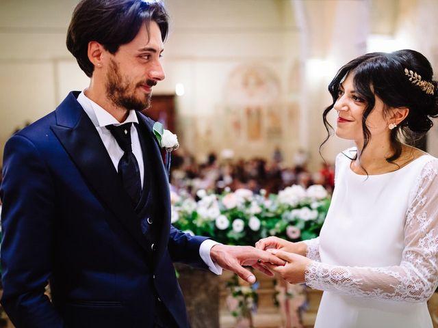 Il matrimonio di Alessia e Nicola a Cingoli, Macerata 52