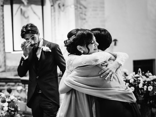 Il matrimonio di Alessia e Nicola a Cingoli, Macerata 55