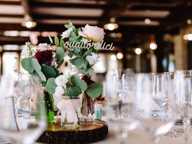 Il matrimonio di Alessia e Nicola a Cingoli, Macerata 74