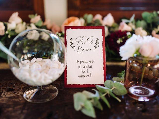 Il matrimonio di Alessia e Nicola a Cingoli, Macerata 76