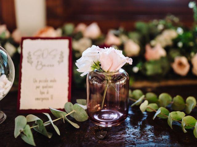 Il matrimonio di Alessia e Nicola a Cingoli, Macerata 79