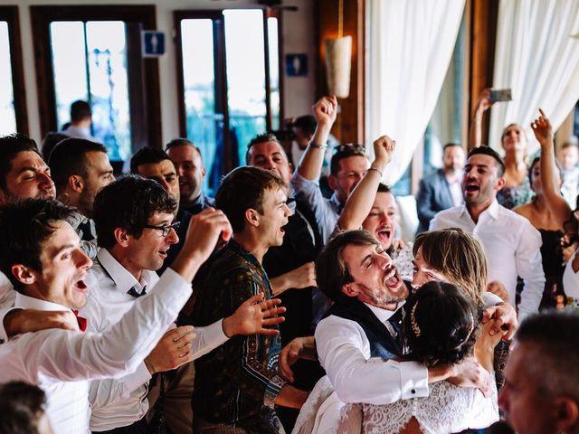 Il matrimonio di Alessia e Nicola a Cingoli, Macerata 86