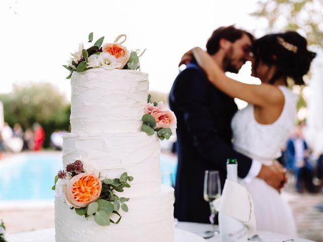 Il matrimonio di Alessia e Nicola a Cingoli, Macerata 101