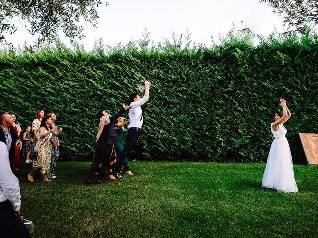 Il matrimonio di Alessia e Nicola a Cingoli, Macerata 103