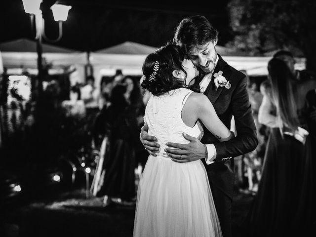 Il matrimonio di Alessia e Nicola a Cingoli, Macerata 110