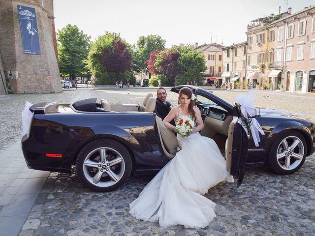 Il matrimonio di Tomas e Jenny a Cesena, Forlì-Cesena 22