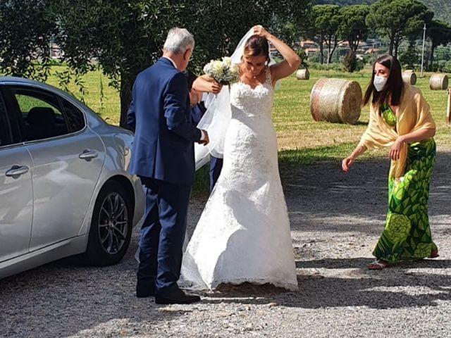 Il matrimonio di Andrea  e Laura  a Vicopisano, Pisa 9