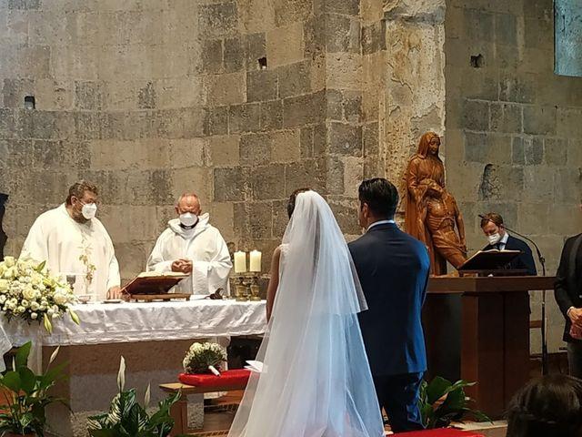 Il matrimonio di Andrea  e Laura  a Vicopisano, Pisa 10