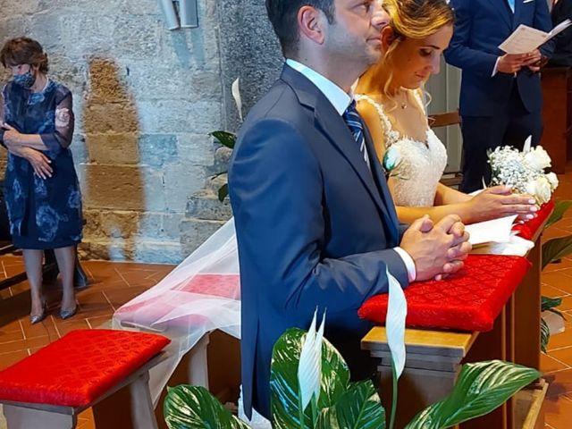Il matrimonio di Andrea  e Laura  a Vicopisano, Pisa 14
