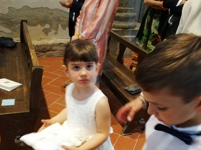 Il matrimonio di Andrea  e Laura  a Vicopisano, Pisa 18