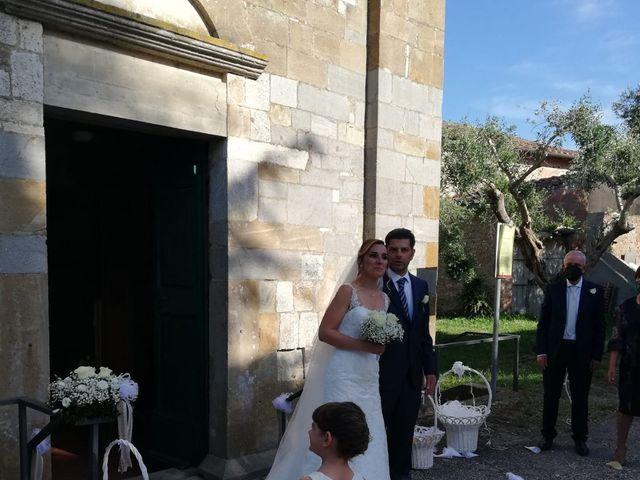 Il matrimonio di Andrea  e Laura  a Vicopisano, Pisa 21