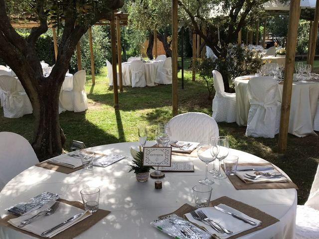 Il matrimonio di Andrea  e Laura  a Vicopisano, Pisa 30