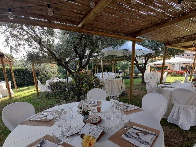 Il matrimonio di Andrea  e Laura  a Vicopisano, Pisa 31