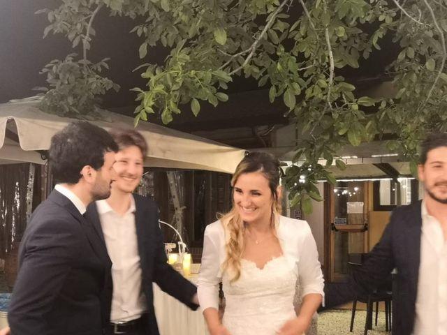 Il matrimonio di Andrea  e Laura  a Vicopisano, Pisa 43