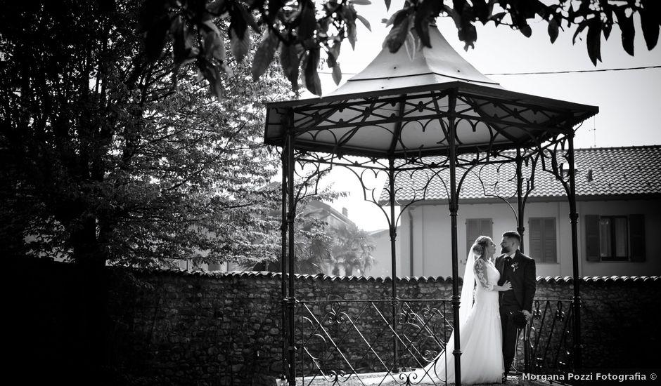 Il matrimonio di Luca e Chiara a Montorfano, Como