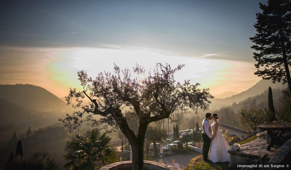 Il matrimonio di Simone e Elisa a Trescore Balneario, Bergamo