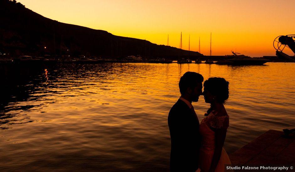Il matrimonio di Massimo e Giuliana a Palermo, Palermo