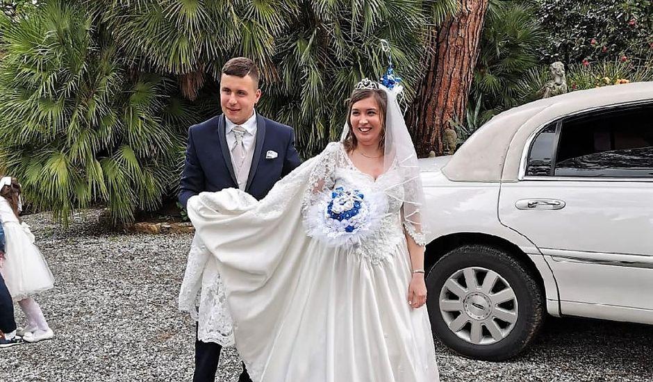 Il matrimonio di Denise  e Andrea  a Fauglia, Pisa