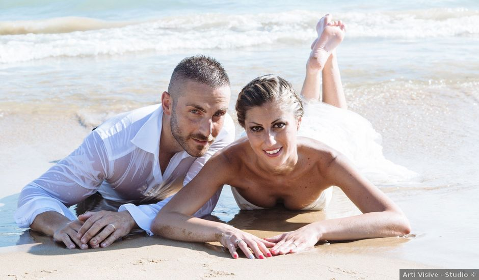 Il matrimonio di Saverio e Corinne a Ragusa, Ragusa