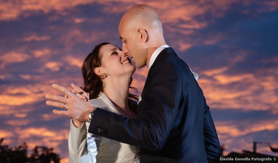 Il matrimonio di Massimiliano e Alessia a Castelletto Stura, Cuneo