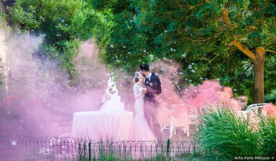 Il matrimonio di Angelo e Mariarita a Adrano, Catania