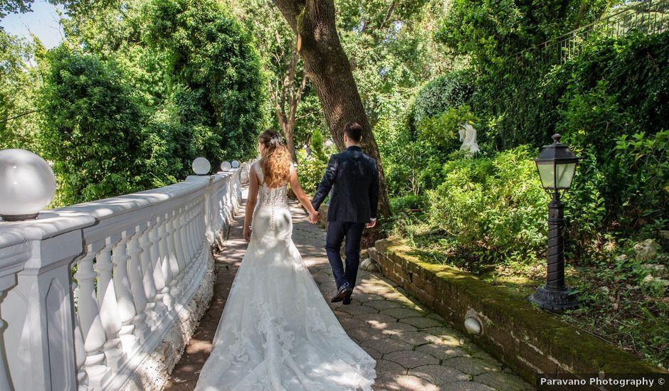 Il matrimonio di GianMarco e Sara a Roma, Roma