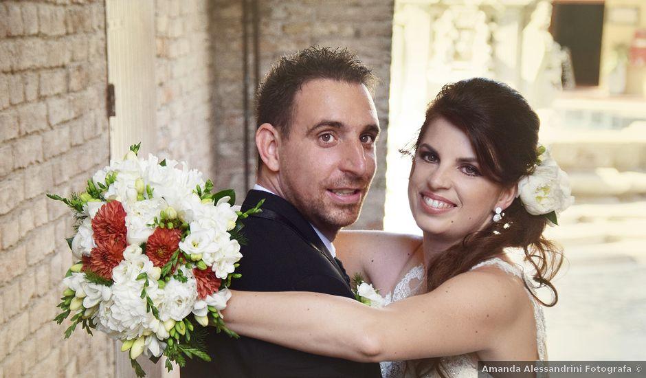 Il matrimonio di Tomas e Jenny a Cesena, Forlì-Cesena
