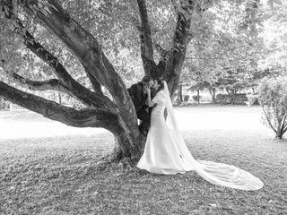 Le nozze di Cristel e Davide