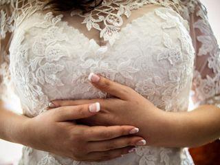 le nozze di Enrica e Manuele 1