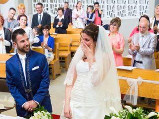 Le nozze di Milena e Tiziano 1