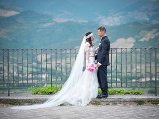 Le nozze di Luisa e Fulvio