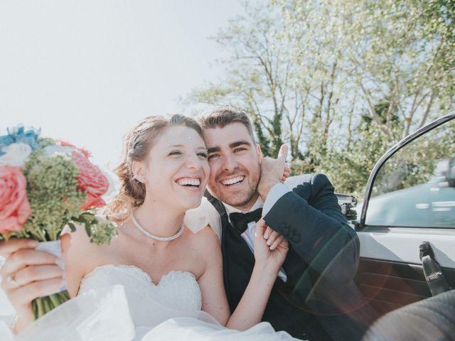 Le nozze di Paola e Gabriele