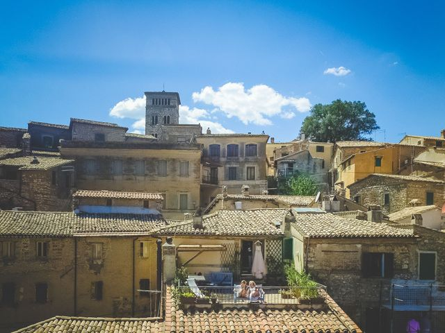 Il matrimonio di Nello e Giulia a Torri in Sabina, Rieti 1