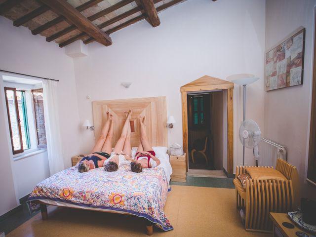 Il matrimonio di Nello e Giulia a Torri in Sabina, Rieti 11