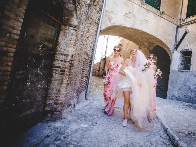 Il matrimonio di Nello e Giulia a Torri in Sabina, Rieti 15
